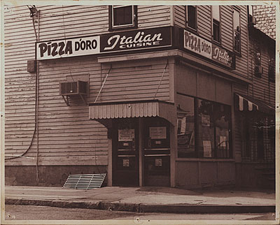 Joey D's Pizza - old picture